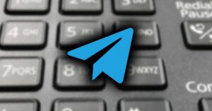 Register in Telegram without phone number