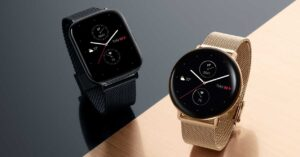 smartwatch price and features