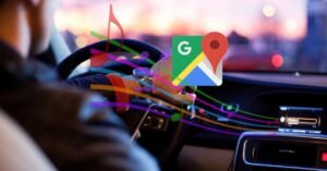 How to show music playback controls on Google Maps