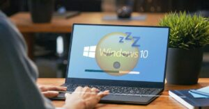 How to disable automatic sleep in Windows 10
