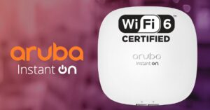 Features of this professional Wi-Fi 6 AP