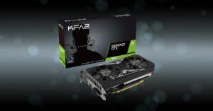 KFA2 GTX 1650 EX PLUS, the best low-end GPU?