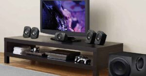 The best 5.1 speaker systems for PC with surround sound
