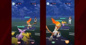 Pokémon GO suffers lag in the GO Fighting League