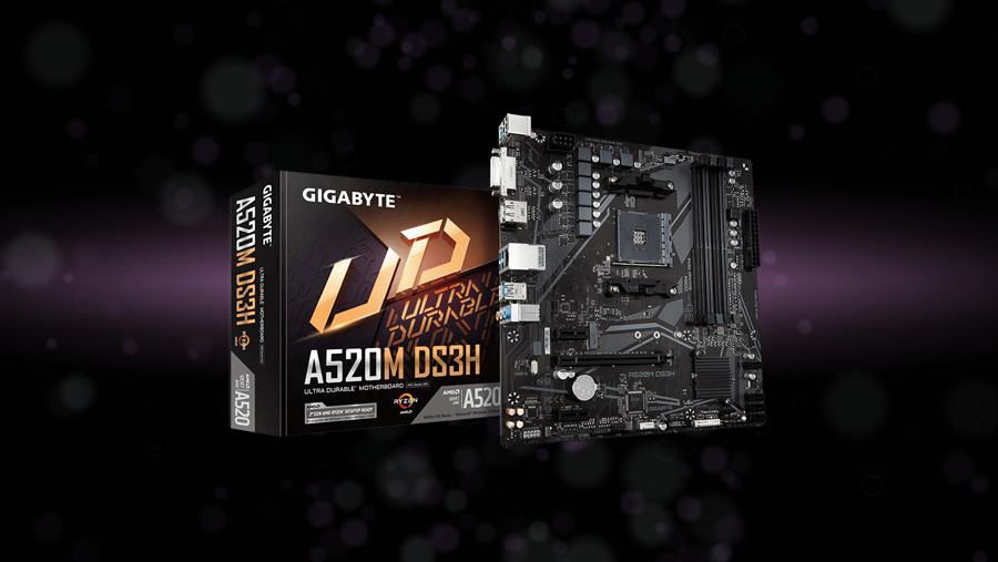 A520M DS3H Best A520 Boards