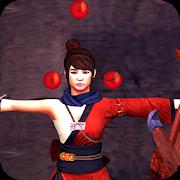 Archery: Archery physics apple shooter