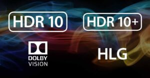 Monitors and TV with HDR: types, characteristics and differences