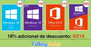 Buy cheap Windows 10 Home for € 14 and activate…