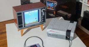 How to build the Leg NES on a real emulator…