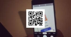How to scan QR codes without apps with the camera…