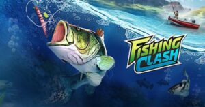The best fishing game for iPhone: Fishing Clash