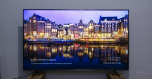Xiaomi Mi LED TV 4S, analysis with video: characteristics and…
