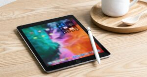 How to customize the Control Center of an iPad