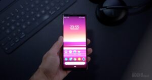 Sony Xperia 5, video analysis: characteristics, price and opinion