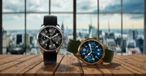 A classy watch? The Montblanc Summit 2+ arrives in Spain…
