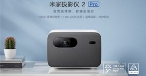 new Xiaomi projector with HDR, Chromecast and more