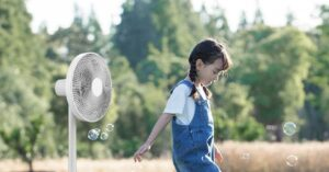 New Xiaomi portable fan to use wherever you want