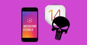 Instagram Stories not working on iOS 14 beta 5: the…