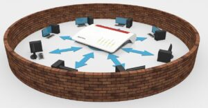 How to activate and configure the firewall or firewall of…