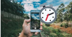 How to activate the photo timer on iPhone and other…