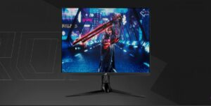 """ASUS ROG Swift PG329Q, 32 """"IPS gaming monitor with 175…"""