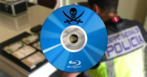 the Blu-ray movie piracy group operated in Spain