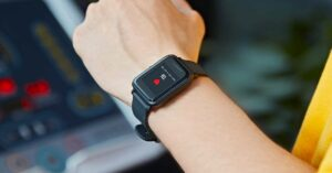 Xiaomi's watch to all-time low