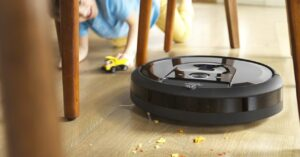 how the new iRobot app works and how to update…