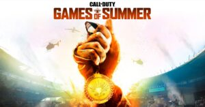 Call of Duty, Summer Games: medals, scores and times