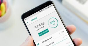 How to free up space on your mobile if there…