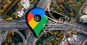 How to activate warnings on Google Maps for traffic, speed…