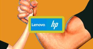 HP loses steam and Lenovo shoots up in Spain