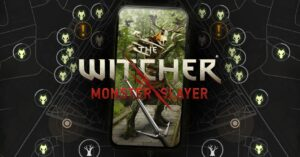 The Witcher Monster Slayer, mobile augmented reality game