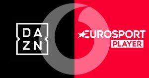 DAZN app and Eurosport Player