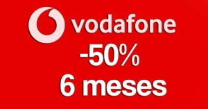 50% discount for 6 months