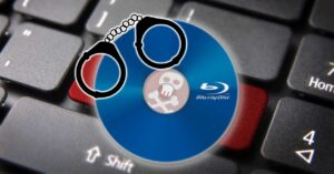Download Pirate Blu-ray Movie Group SPARKS Arrested