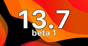 First betas of iOS 13.7 and iPadOS 13.7 now available
