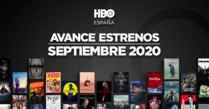 HBO Spain premieres September 2020: movies and series