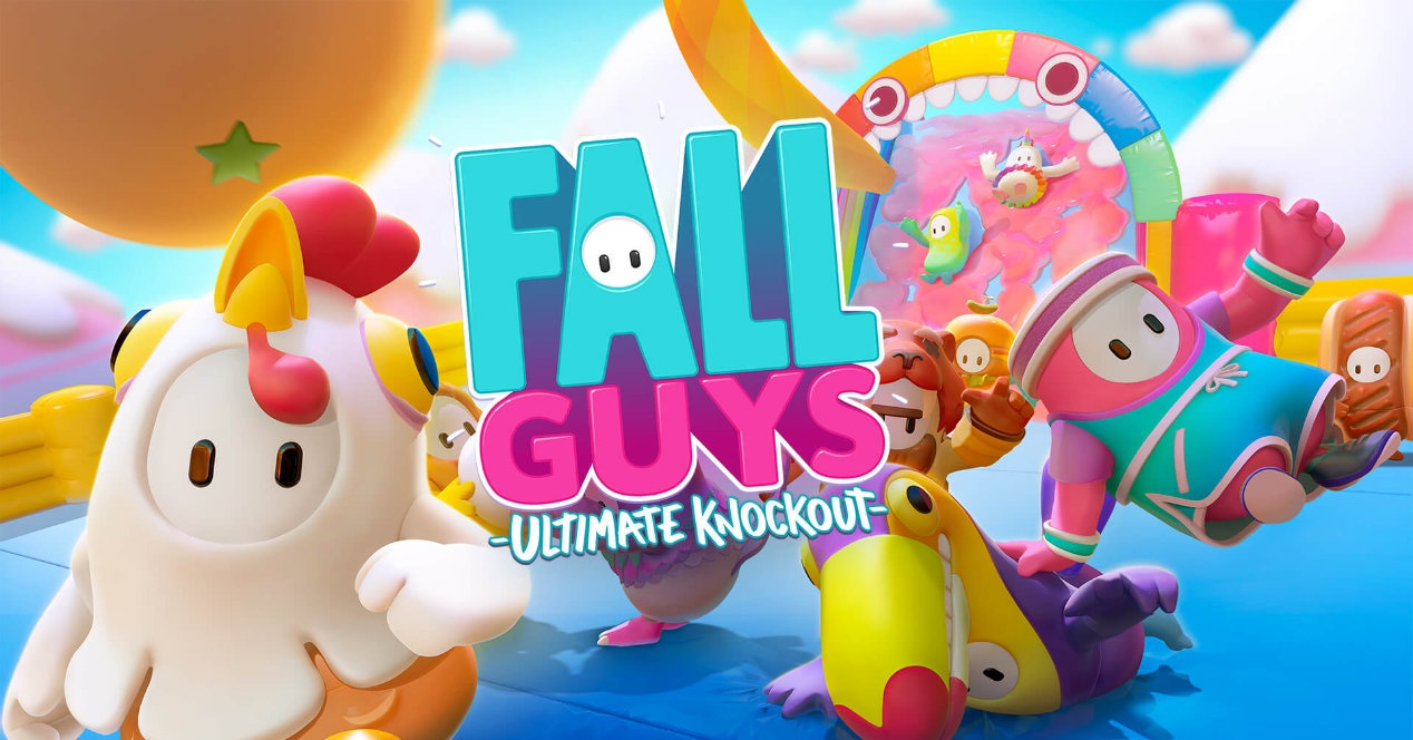 Fall Guys for Switch? Not yet