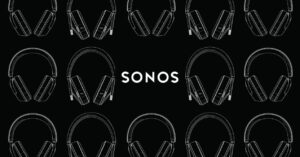 New patent Sonos headphones: features, functions and design