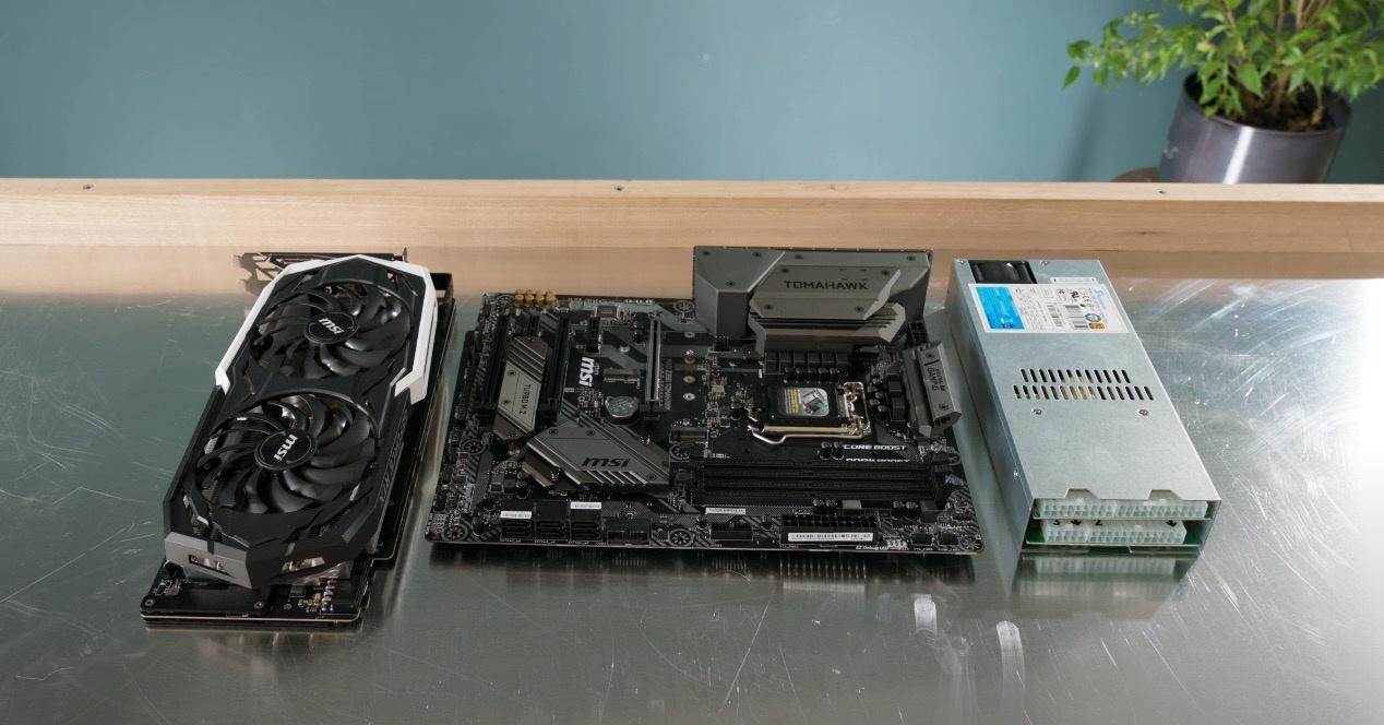 Home hidden PC table