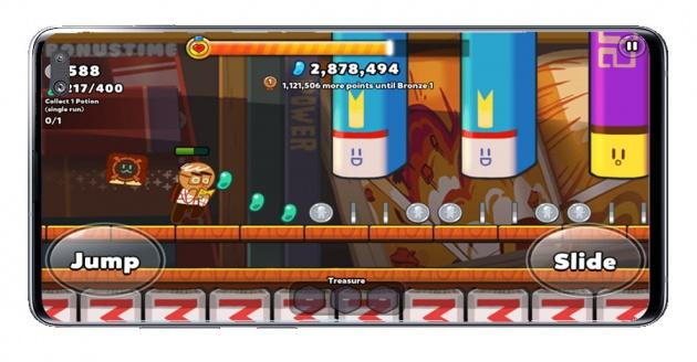 Cookie Run Game: OvenBreak