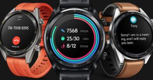 Offer Huawei Watch GT Sport at the minimum on Amazon