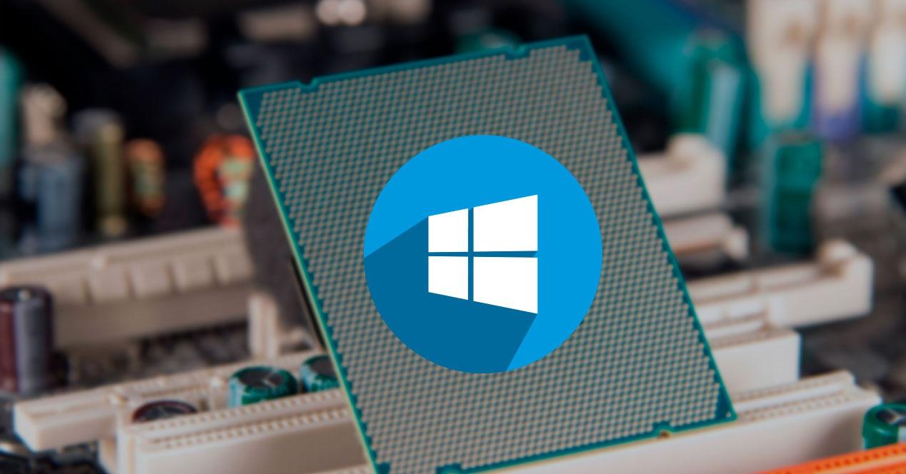 CPU Windows 10