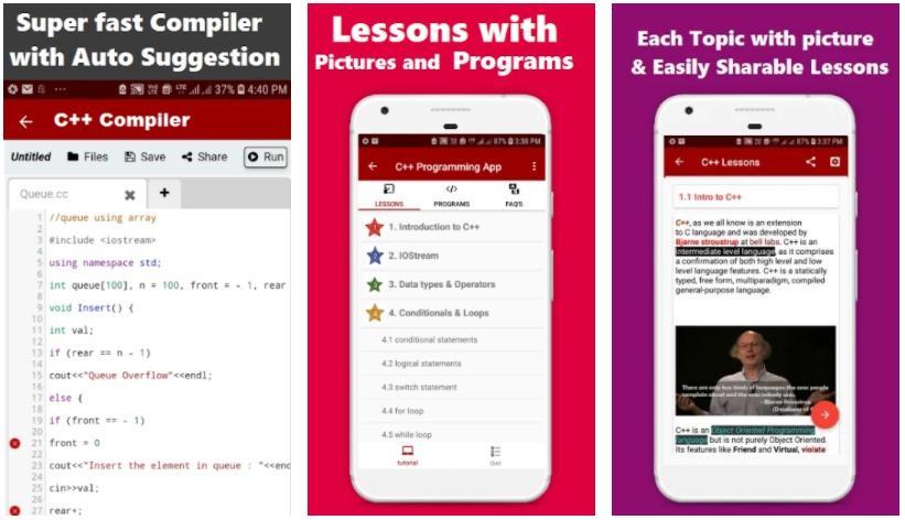 learn c programming apps free week 36
