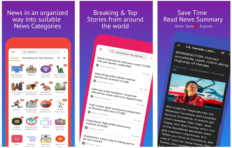 world news pro apps free week 36