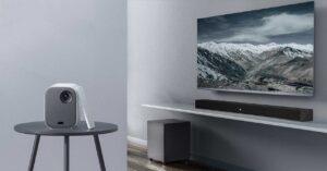 Xiaomi TV Speaker Theater, Mijia Projector Lite 2 and Amazfit…