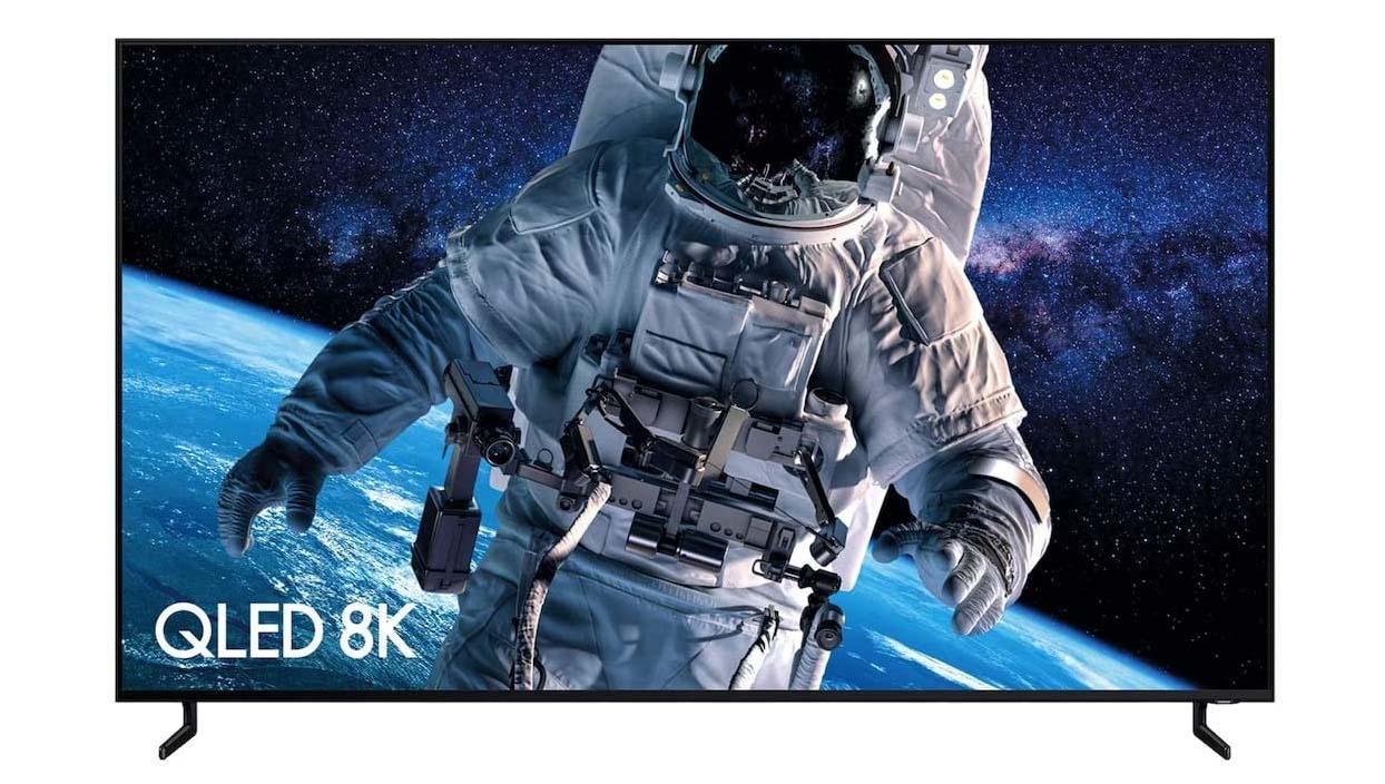 Smart TV 8k samsung qled
