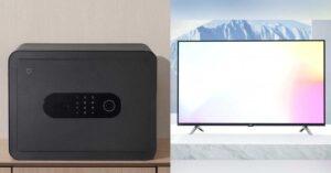 Xiaomi Mi TV 4A Horizon, Mijia safe and more: news