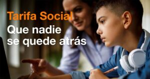Orange Social Rate with fiber and mobile: price and conditions